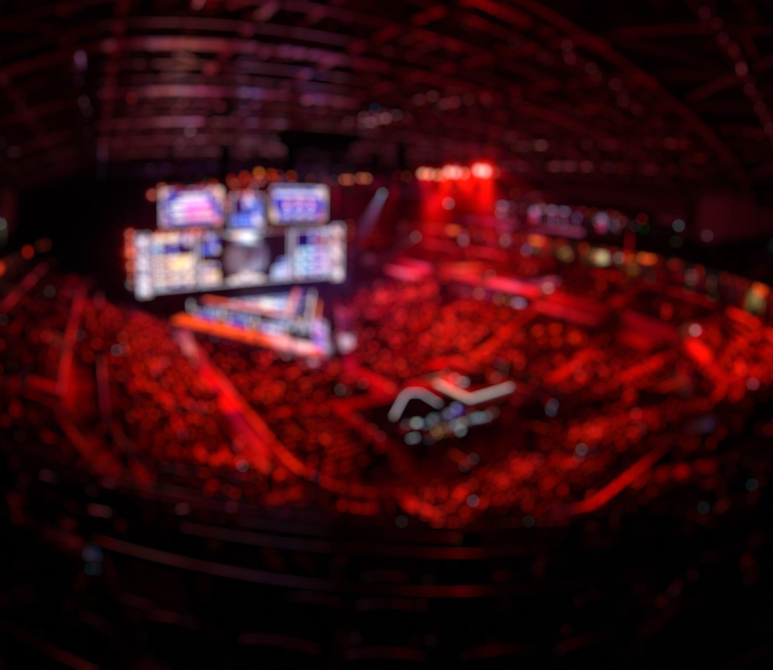 Esports Arena - Coronavirus