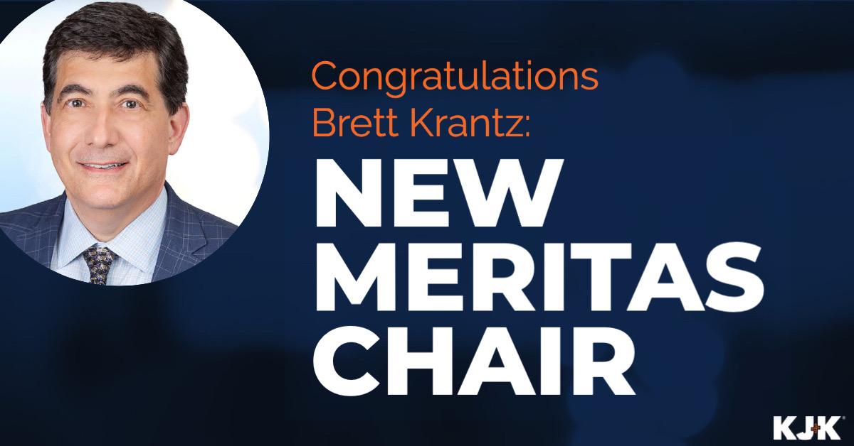 brett krantz new meritas chair