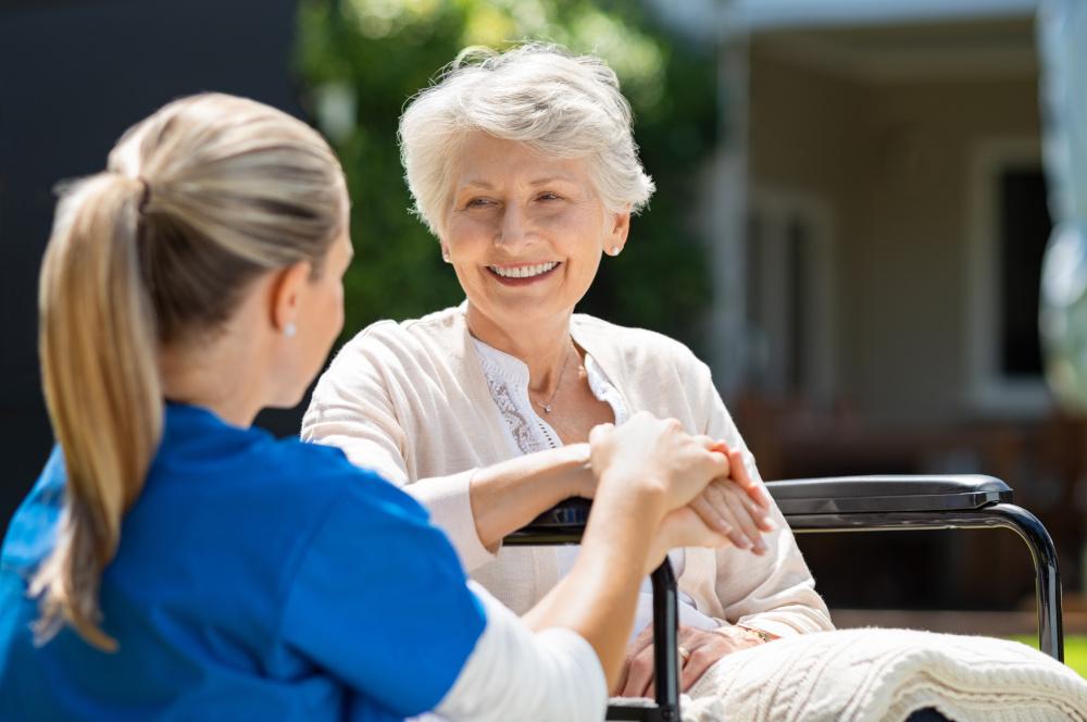 long-distance caregiving plan for elderly parent