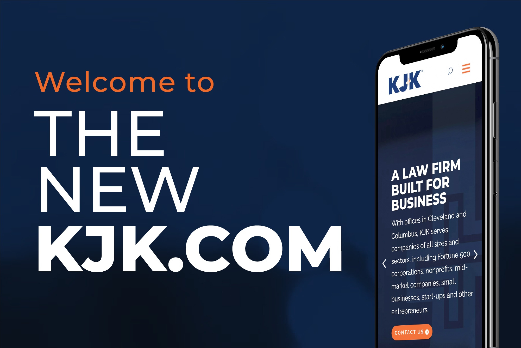 welcome to the new kjk.com